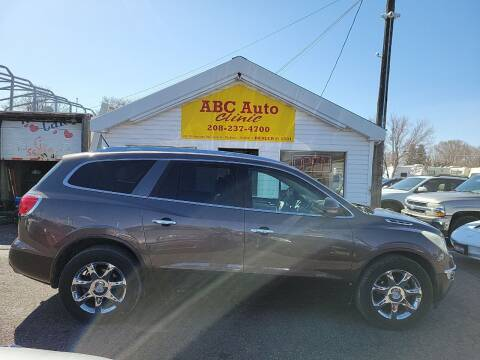2008 Buick Enclave for sale at ABC AUTO CLINIC - Chubbuck in Chubbuck ID