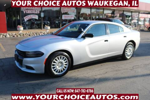 2018 Dodge Charger for sale at Your Choice Autos - Waukegan in Waukegan IL