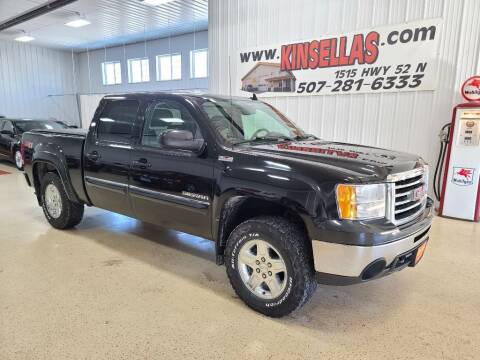 2010 GMC Sierra 1500 for sale at Kinsellas Auto Sales in Rochester MN