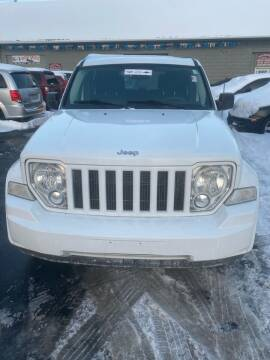 2012 Jeep Liberty for sale at Right Choice Automotive in Rochester NY