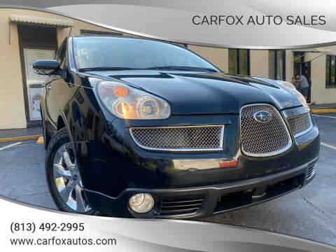 2007 Subaru B9 Tribeca for sale at Carfox Auto Sales in Tampa FL