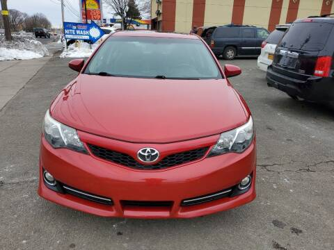 2012 Toyota Camry for sale at OFIER AUTO SALES in Freeport NY