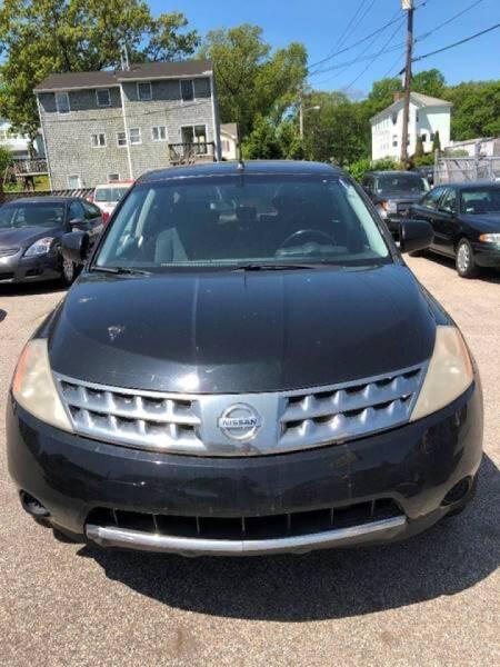 2007 Nissan Murano for sale at Leo Auto Sales in Warwick RI