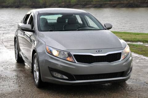 2012 Kia Optima for sale at Auto House Superstore in Terre Haute IN