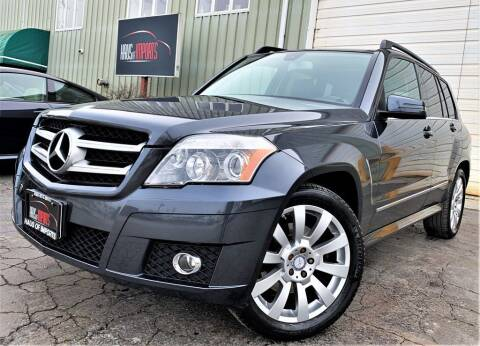 2010 Mercedes-Benz GLK for sale at Haus of Imports in Lemont IL