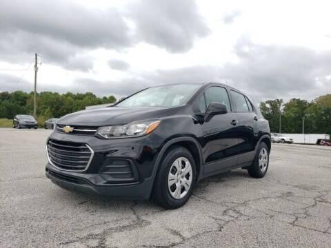 2019 Chevrolet Trax for sale at Hardy Auto Resales in Dallas GA