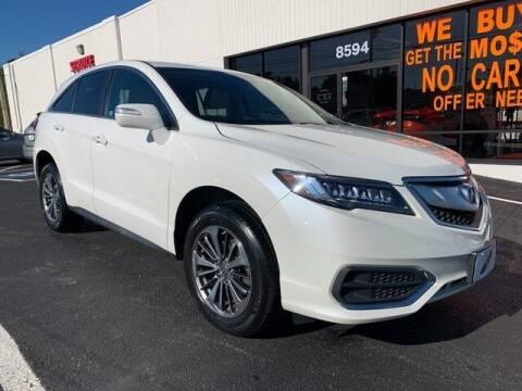 2017 Acura RDX for sale at Hi-Lo Auto Sales in Frederick MD