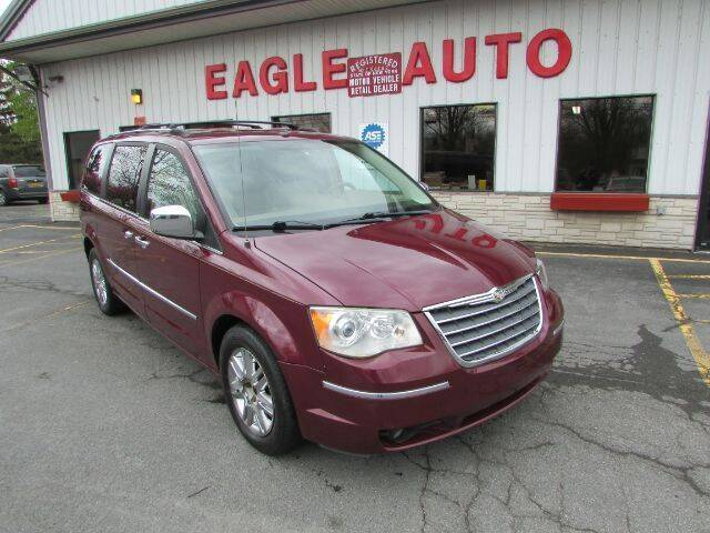 2008 Chrysler Town and Country for sale at Eagle Auto Center in Seneca Falls NY