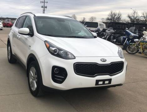 2017 Kia Sportage for sale at Head Motor Company - Head Indian Motorcycle in Columbia MO