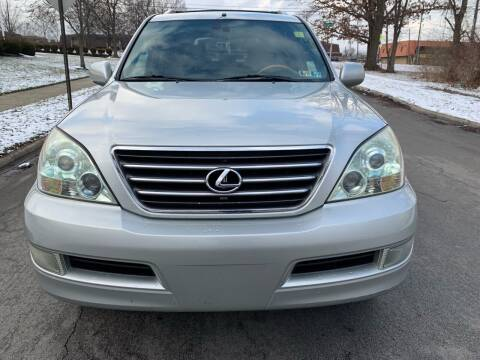 2005 Lexus GX 470 for sale at Via Roma Auto Sales in Columbus OH