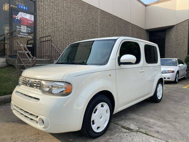 2014 Nissan cube for sale in Houston, TX