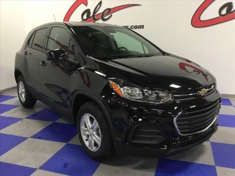 2021 Chevrolet Trax for sale at Cole Chevy Pre-Owned in Bluefield WV