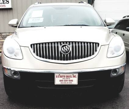 2008 Buick Enclave for sale at QS Auto Sales in Sioux Falls SD