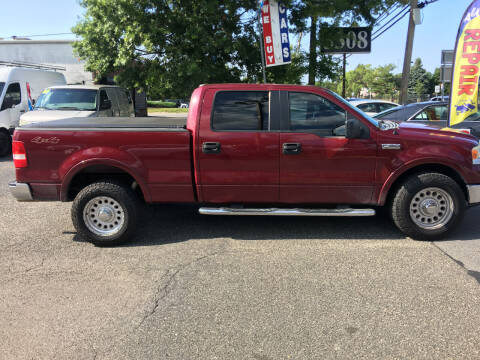 2006 Ford F-150 for sale at King Auto Sales INC in Medford NY