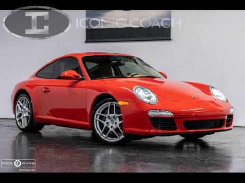 2010 Porsche 911 for sale at Iconic Coach in San Diego CA