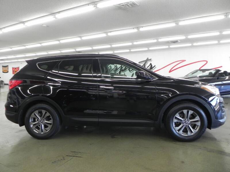 2014 Hyundai Santa Fe Sport for sale at 121 Motorsports in Mt. Zion IL