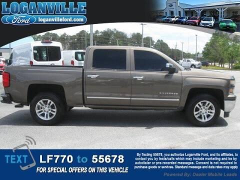 2014 Chevrolet Silverado 1500 for sale at Loganville Quick Lane and Tire Center in Loganville GA