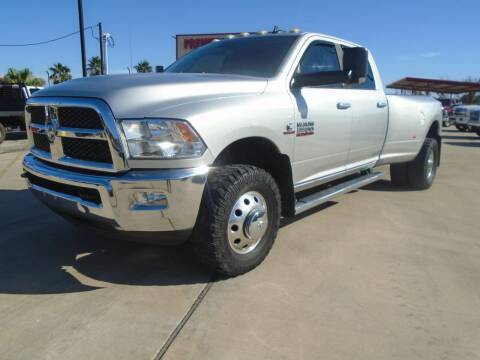 2015 RAM Ram Pickup 3500 for sale at Premier Foreign Domestic Cars in Houston TX