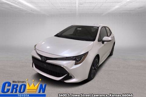 2021 Toyota Corolla Hatchback for sale at Crown Automotive of Lawrence Kansas in Lawrence KS