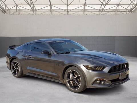 2016 Ford Mustang for sale at Gregg Orr Pre-Owned Shreveport in Shreveport LA
