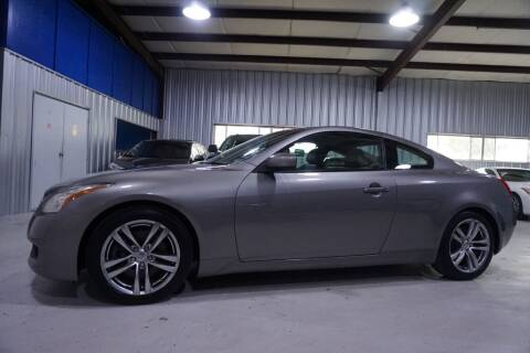 2008 Infiniti G37 for sale at SOUTHWEST AUTO CENTER INC in Houston TX