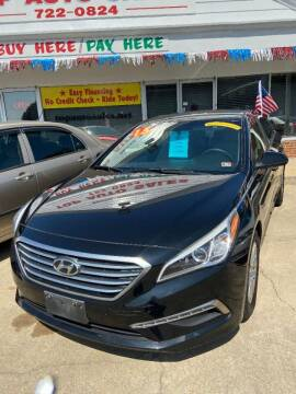 2015 Hyundai Sonata for sale at Top Auto Sales in Petersburg VA