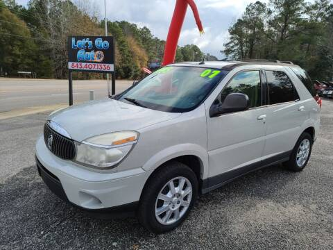 2007 Buick Rendezvous for sale at Let's Go Auto in Florence SC