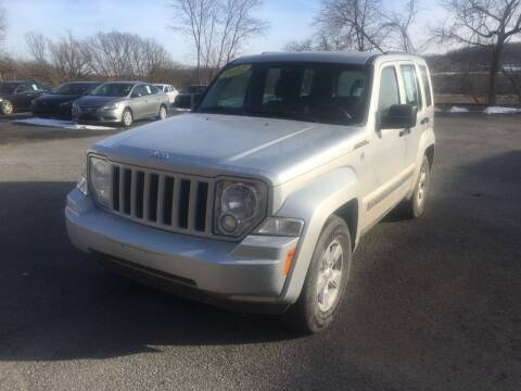 2012 Jeep Liberty for sale at Route 30 Jumbo Lot in Fonda NY