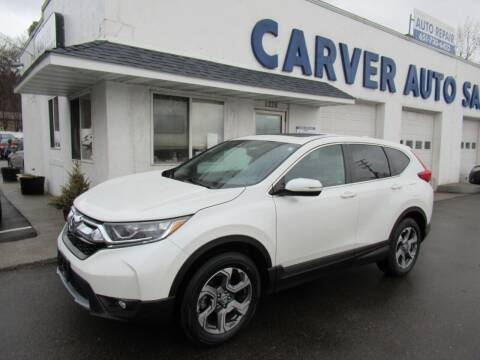 2018 Honda CR-V for sale at Carver Auto Sales in Saint Paul MN