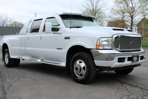 2003 Ford F-350 Super Duty for sale at Great Lakes Classic Cars & Detail Shop in Hilton NY