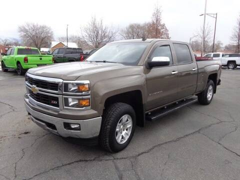 2014 Chevrolet Silverado 1500 for sale at State Street Truck Stop in Sandy UT