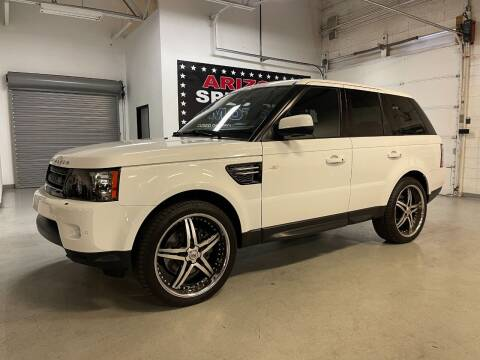 2013 Land Rover Range Rover Sport for sale at Arizona Specialty Motors in Tempe AZ