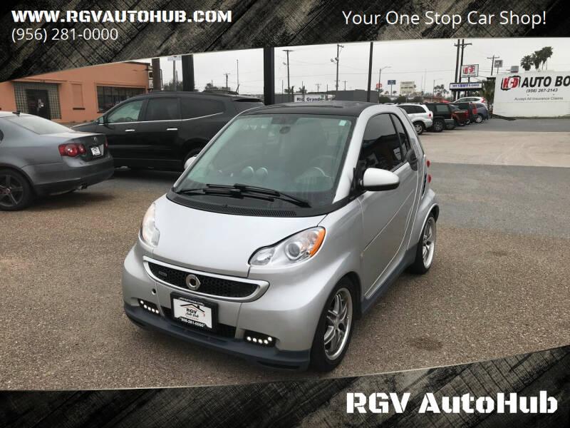2015 Smart fortwo for sale at RGV AutoHub in Harlingen TX
