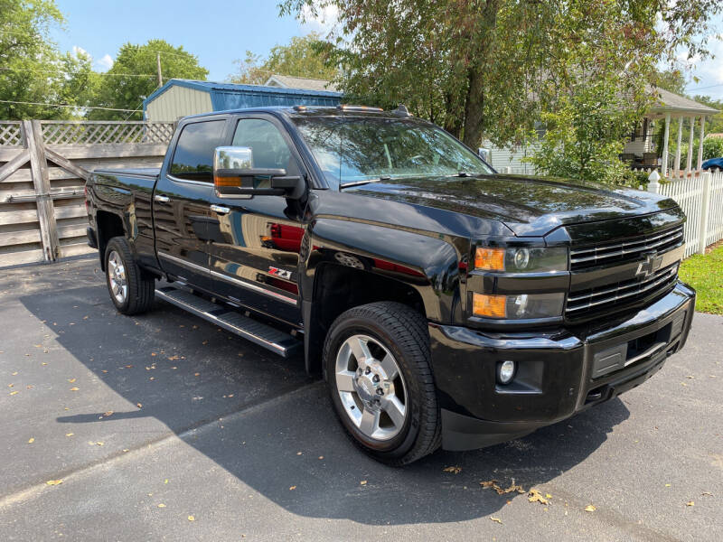 2016 Chevrolet Silverado 2500HD for sale at Classics and More LLC in Roseville OH