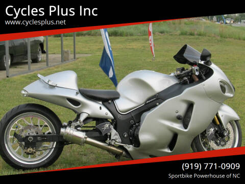 2005 Suzuki Hayabusa for sale at Cycles Plus Inc in Garner NC