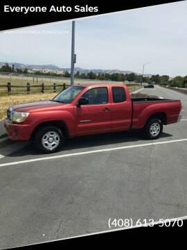 2007 Toyota Tacoma for sale at Everyone Auto Sales in Santa Clara CA