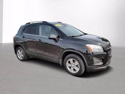 2016 Chevrolet Trax for sale at Jimmys Car Deals at Feldman Chevrolet of Livonia in Livonia MI