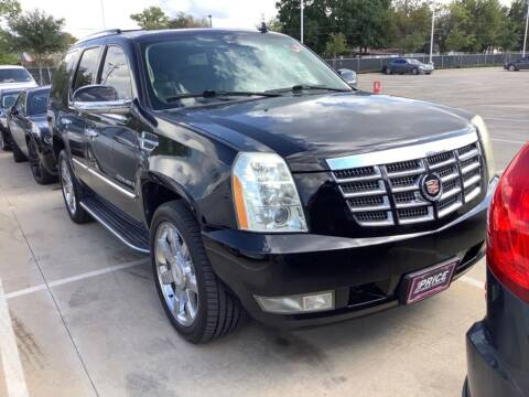 2009 Cadillac Escalade for sale at Don Auto World in Houston TX