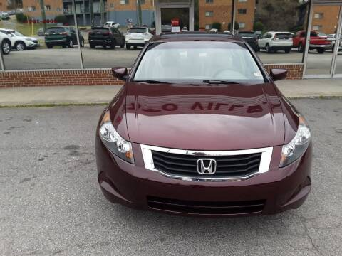 2009 Honda Accord for sale at Auto Villa in Danville VA