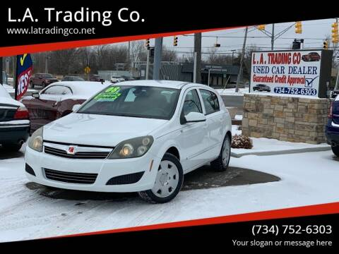 2008 Saturn Astra for sale at L.A. Trading Co. Woodhaven in Woodhaven MI