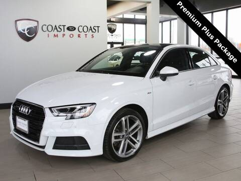 2017 Audi A3 for sale at Coast to Coast Imports in Fishers IN