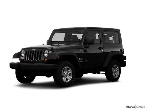 2008 Jeep Wrangler for sale at Jamerson Auto Sales in Anderson IN