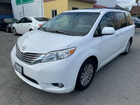 2013 Toyota Sienna for sale at Auto Ave in Los Angeles CA
