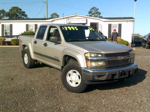 2005 Chevrolet Colorado for sale at Let's Go Auto Of Columbia in West Columbia SC