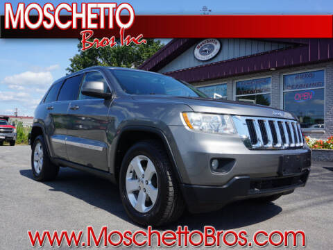 2011 Jeep Grand Cherokee for sale at Moschetto Bros. Inc in Methuen MA