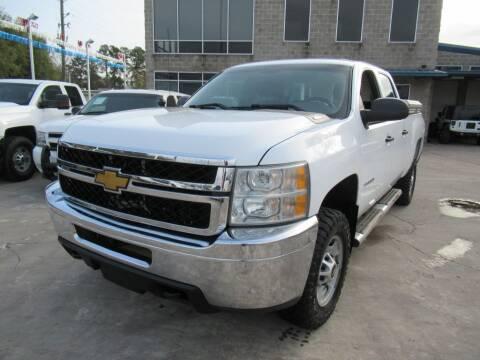 2014 Chevrolet Silverado 2500HD for sale at Lone Star Auto Center in Spring TX