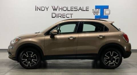 2018 FIAT 500X for sale at Indy Wholesale Direct in Carmel IN