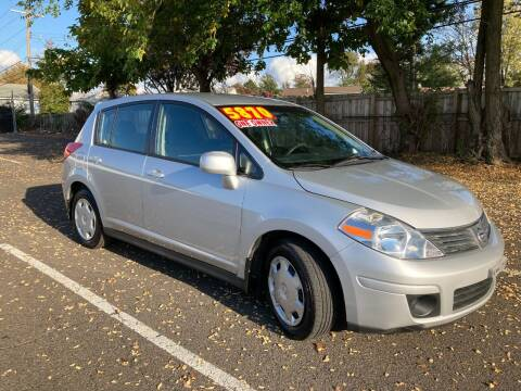 2009 Nissan Versa for sale at Blvd Auto Center in Philadelphia PA