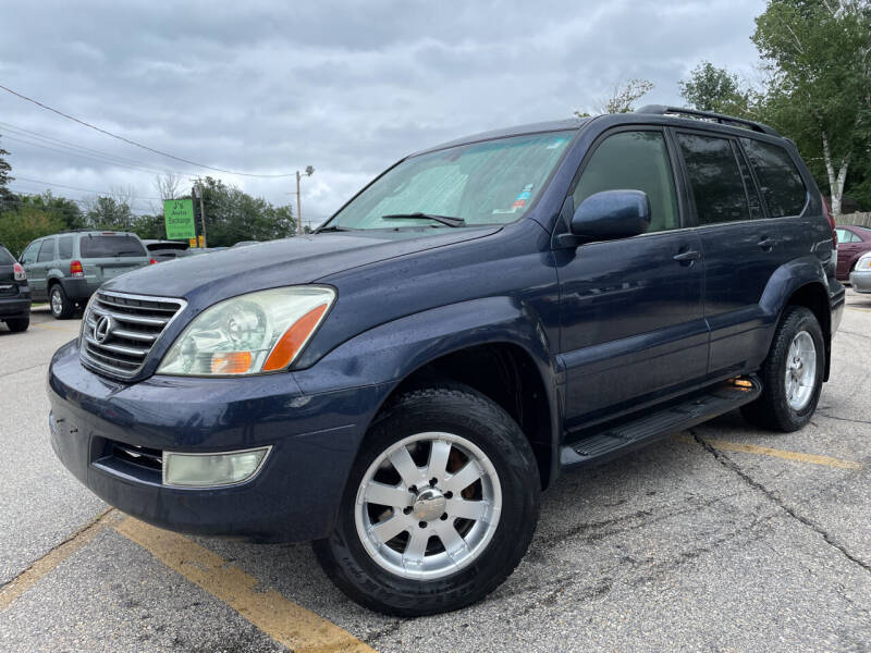 2003 Lexus GX 470 for sale at J's Auto Exchange in Derry NH