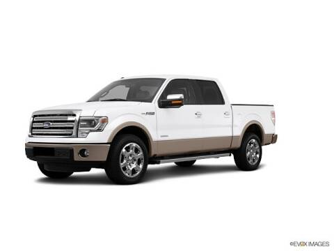 2013 Ford F-150 for sale at BAYWAY Certified Pre-Owned in Houston TX